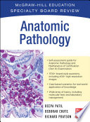 McGraw Hill Specialty Board Review Anatomic Pathology