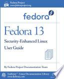 Fedora 13 Security Enhanced Linux User Guide