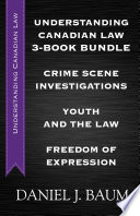 Understanding Canadian Law Three-Book Bundle