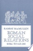 Roman Social Relations