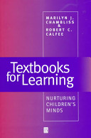 Textbooks for Learning