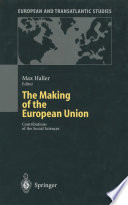 The Making Of The European Union