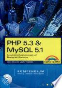 PHP 5 3   MySQL 5 1