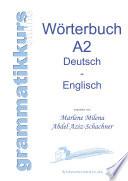 Wortschatz Deutsch   Englisch Niveau A2