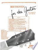 Beethoven for Guitar  Songbook