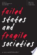 Failed States and Fragile Societies