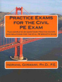 Practice Exams for the Civil Pe Examination