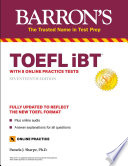 TOEFL iBT: with 8 Online Practice Tests
