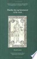 Danske len og lensmænd 1370-1443