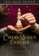 The Chess Queen Enigma (Sneak Preview) : chess queen enigma by colleen gleason. evaline...