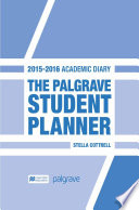 The Palgrave Student Planner 2015 16