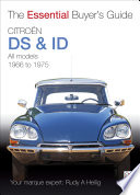 Citroen Ds Id All Models Except Sm 1966 To 1975