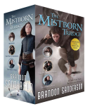 Mistborn Trilogy Tpb Boxed Set book