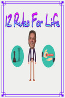 Illustration of 12 Rules For Life Book