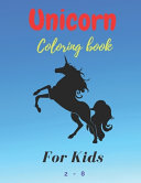 Unicorn Coloring Book For Kids 2 8