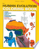 The Human Evolution Coloring Book  2e