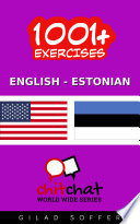 1001+ Exercises English - Estonian