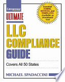 Ultimate LLC Compliance Guide  Covers All 50 States