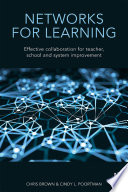 Networks for Learning