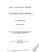 All s Fair in Love and War