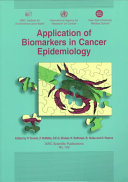 Application Of Biomarkers In Cancer Epidemiology