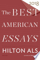 Book The Best American Essays 2018