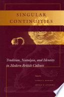 singular continuities