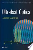 Ultrafast Optics