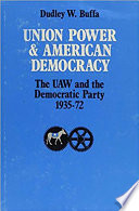union power and american democracy