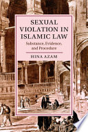 Sexual Violation In Islamic Law book