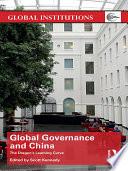 Global Governance and China
