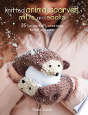 Knitted Animal Scarves  Mitts and Socks