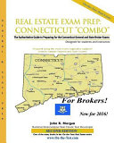 Real Estate Exam Prep Connecticut Broker