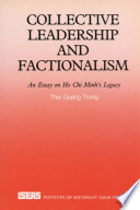 Collective Leadership and Factionalism