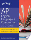 AP English Language   Composition 2017 2018