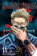 Jujutsu Kaisen Vol 11