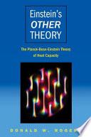 Einstein s Other Theory