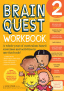 Brain Quest Grade 2 Workbook