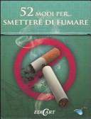 Cinquantadue modi per smettere di fumare  52 carte