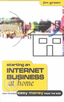 Starting an Internet Business at Home