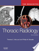 Thoracic Radiology  The Requisites E Book