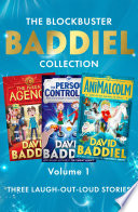 The Blockbuster Baddiel Collection  The Parent Agency  The Person Controller  AniMalcolm