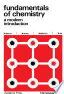 Fundamentals of Chemistry  A Modern Introduction  1966