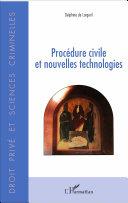 illustration Procédure civile et nouvelles technologies