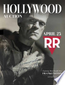 Hollywood Auction April 2013