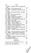 illustration De l'organisation judiciaire, et de la codification