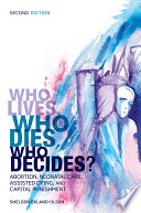 Who Lives  Who Dies  Who Decides
