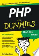 PHP f  r Dummies
