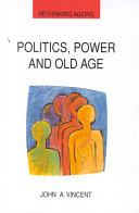 Politics  Power and Old Age