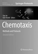 Chemotaxis Methods And Protocols